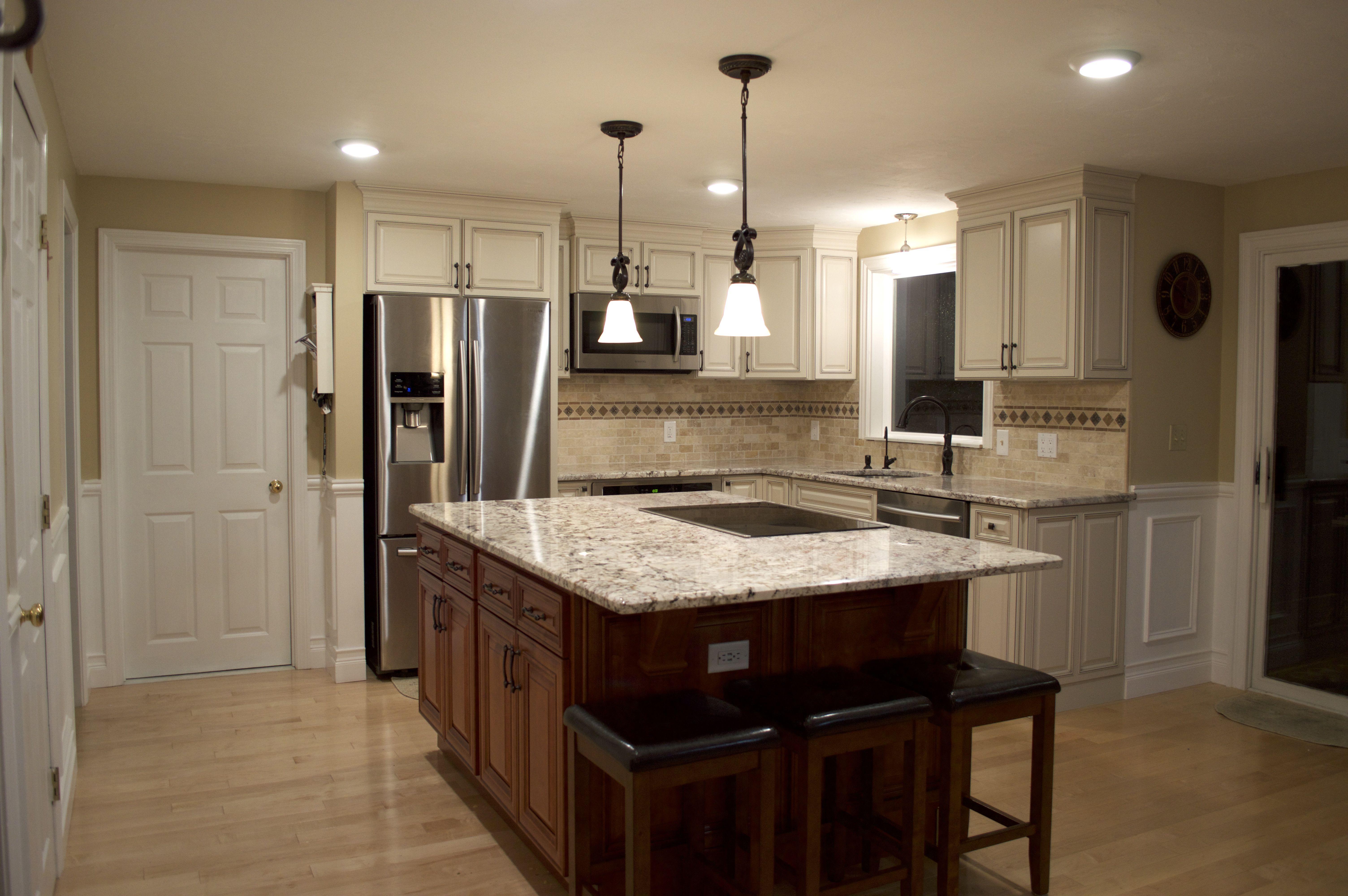 WINNER! Kitchen renovation by Joe and Mirelle L. of ...