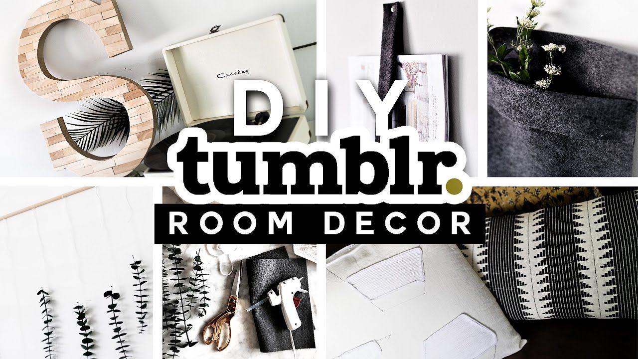 Diy Tumblr Room Decor Ideas For 2017 Minimal