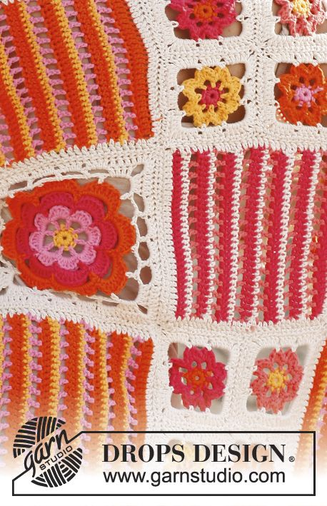 Drops Pattern Library Crochet Patterns Heres A Fun Pattern For