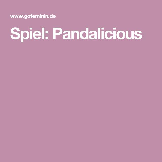Spiel: Pandalicious   Gioco   Pinterest   Neue trends, Trends und Spiel