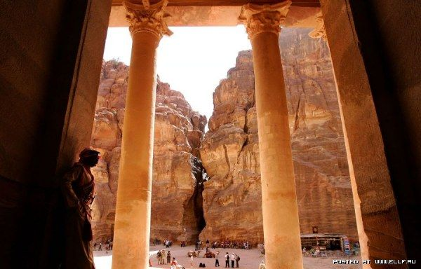 Petra   Tours to Petra by boat from Sharm El Sheikh or from Taba.