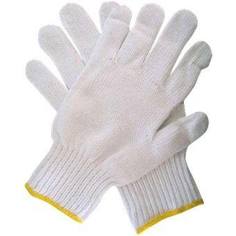 Cotton Glove 12 Pair Pkt Cotton Gloves Hand Gloves Work Gloves