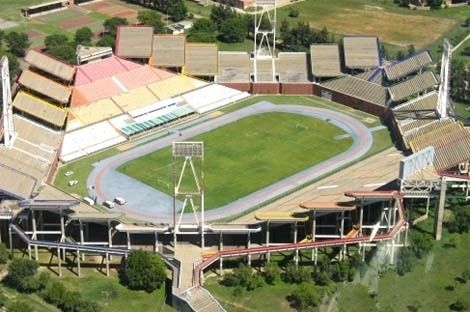 Mmabatho Stadium – South Africa
