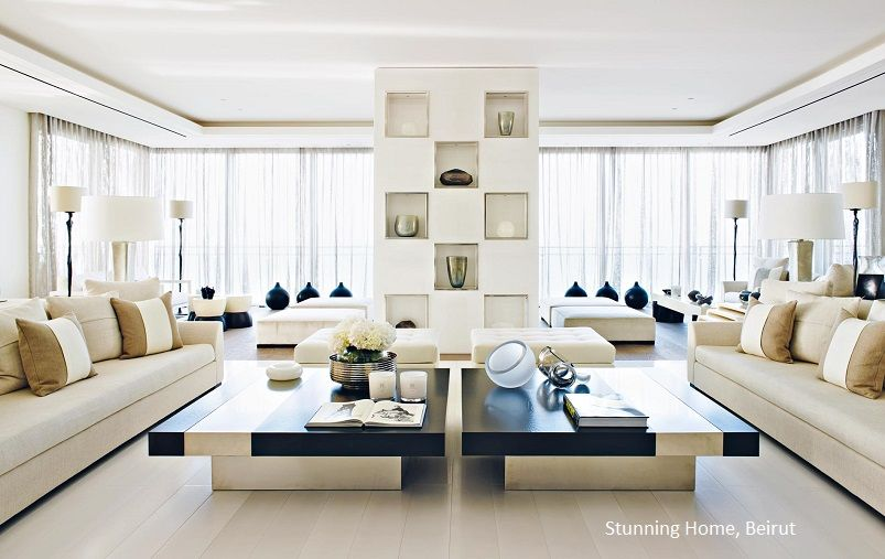 10 Impressive Best Interior Design Projects By Kelly Hoppen Kelly