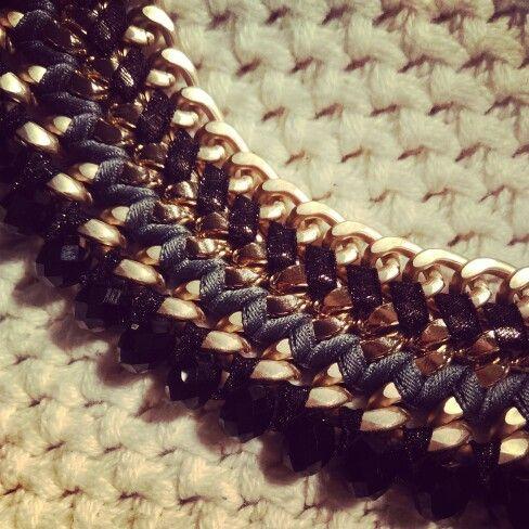 Statement necklace ❤ #juniiq #jewelry #statement #necklace