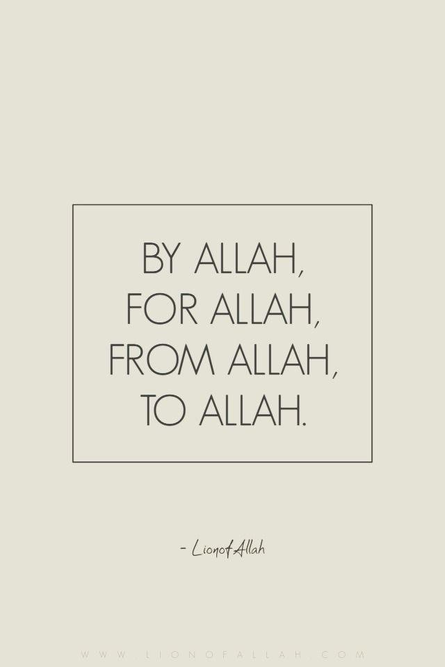 Islam Reflection