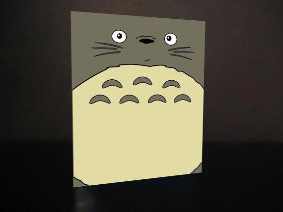 totoro invite party party Pinterest Totoro