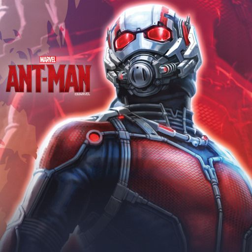 Official Ant-Man Merchandise