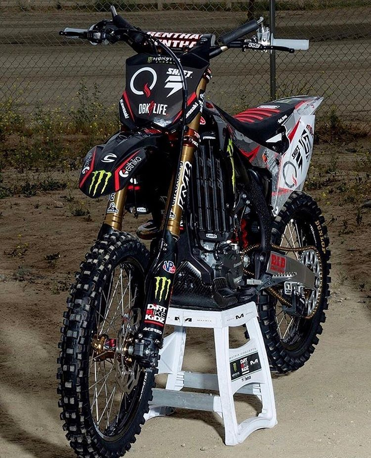 This Build Looks Soo Tough Twitchthis8 Motocross