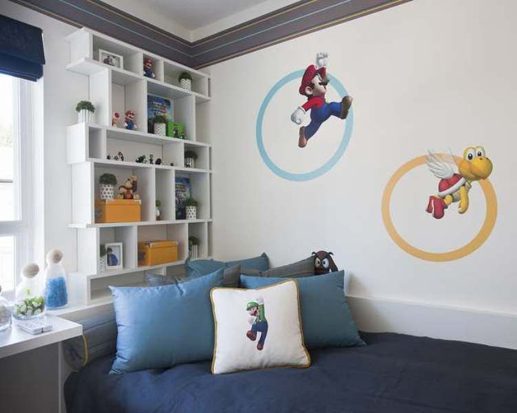Super Game Room Decorating Idea #gaming #homelife #furniture & 47+ Epic Video Game Room Decoration Ideas for 2018 | Pinterest ...