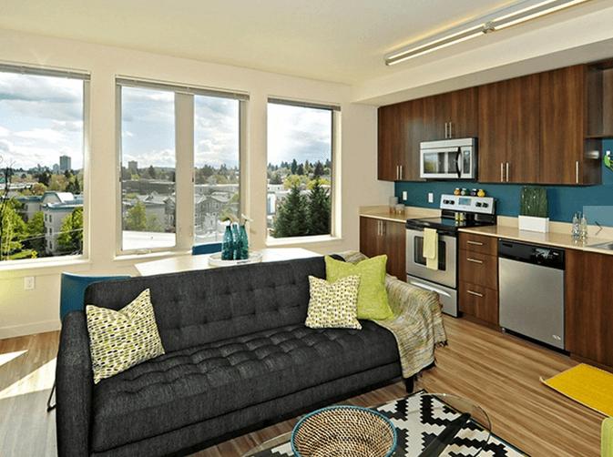 Best Seattle Apartments Freshome Seattle apartment