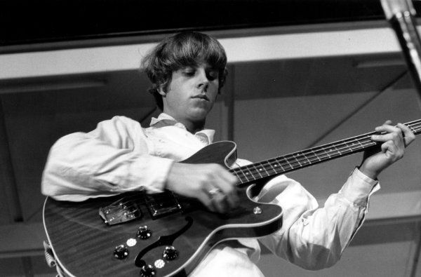 John York, The Byrds