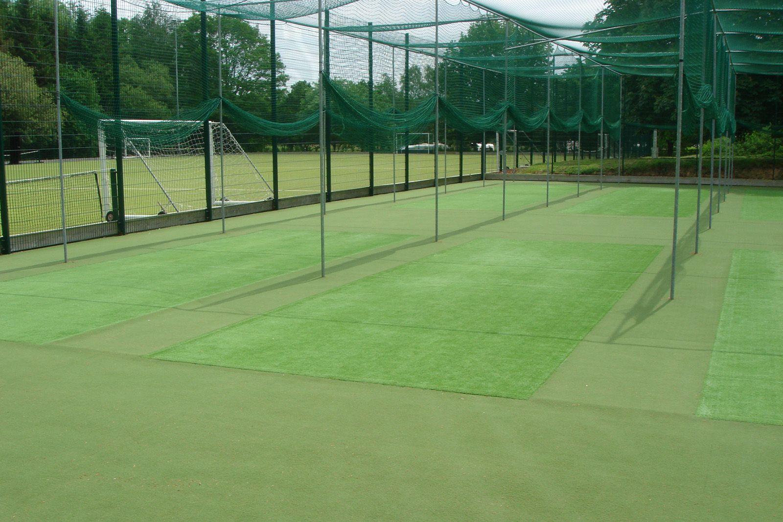 Lytchett Minster   Cricket Pitches With Practice Nets