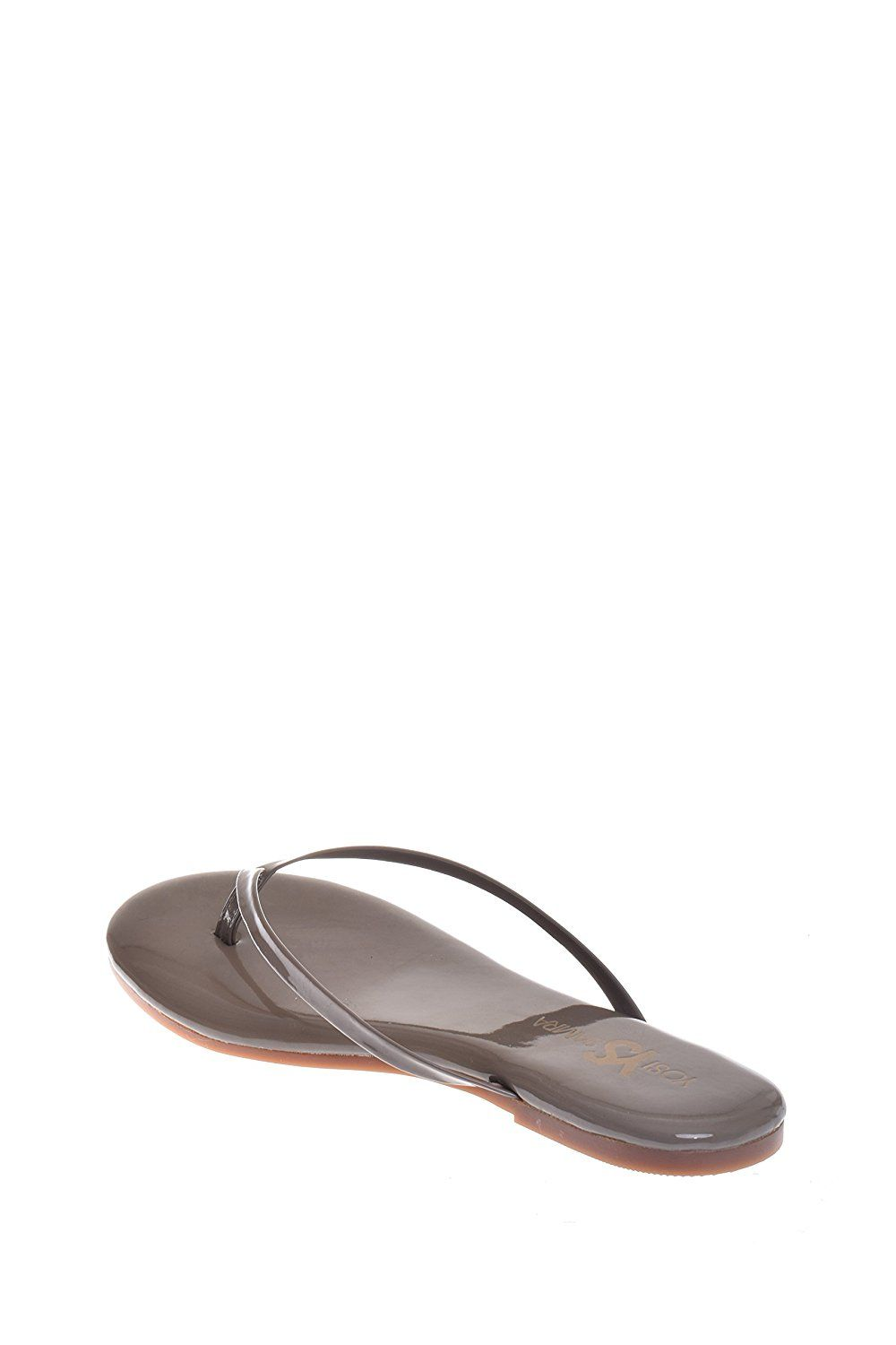 eba48046da0c8 Yosi Samra Patent Flip Flop Sandal - Taupe     Check this awesome product  by going to the link at the image. (This is an affiliate link)  womenshoes