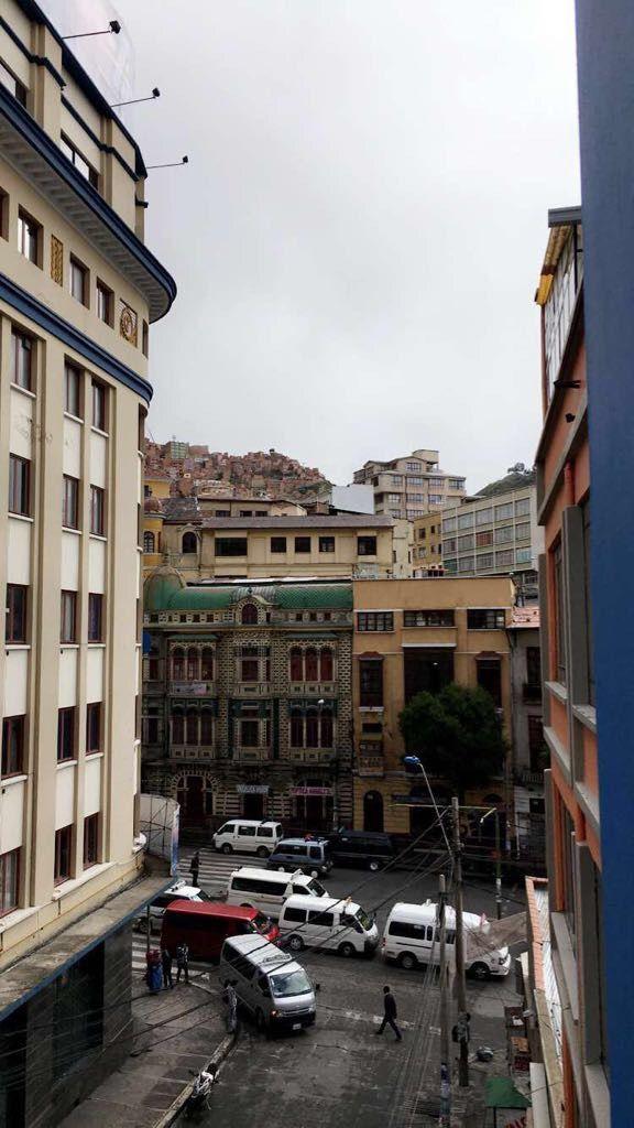 Calle - La Paz,Bolivia