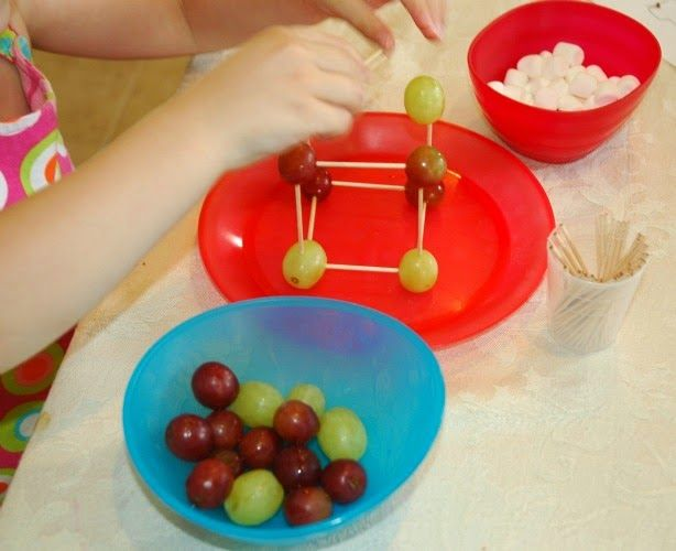 Snack for construction or building theme. Cute and easy!