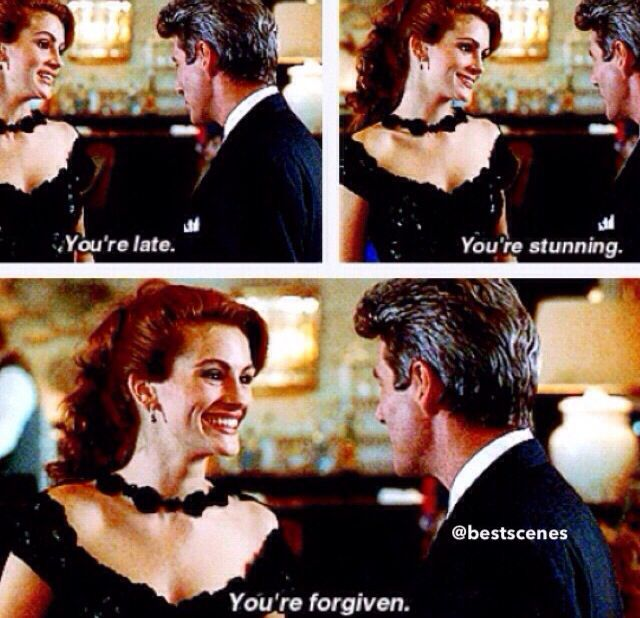 Pin By Angeleyesloves On Best Scenes Pretty Woman Movie Woman Movie Romantic Movies