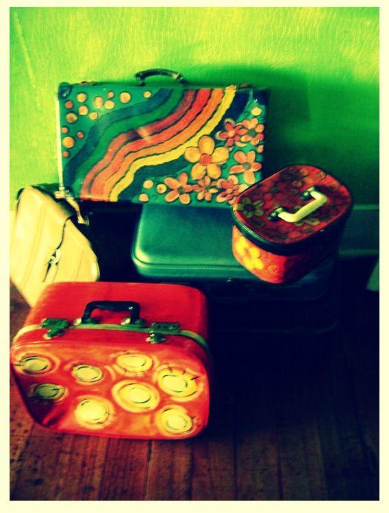 mis maletas