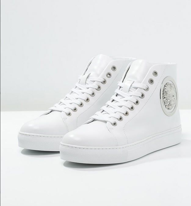 Versus Versace Baskets montantes white Baskets Homme