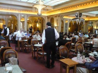 Salon de th angelina paris paris patisseries and bakeries pinterest paris france - Salon de the angelina paris ...