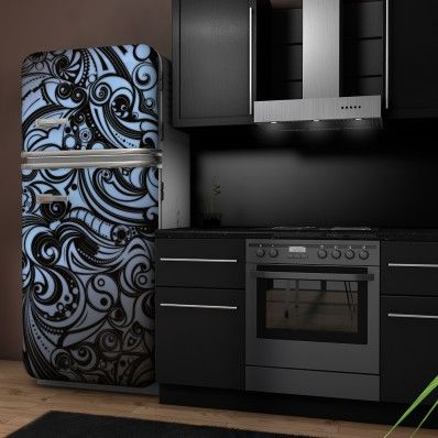 Klebefolie für Kühlschrank Elektronik Haushaltsgeräte 317575