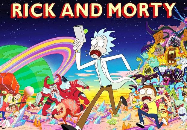 Rick And Morty Rick And Morty Season Rick And Morty Characters Watch Rick And Morty
