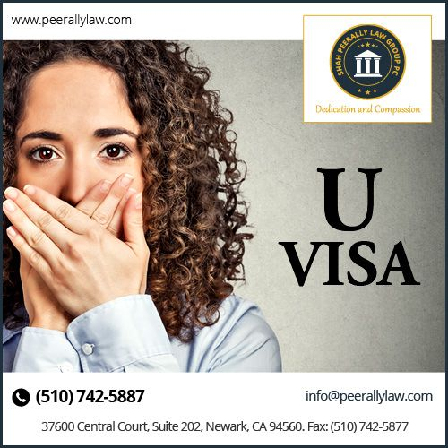 What is a U Visa? #Uvisa may be allow you to stay in #USA even undoc #immigrants -