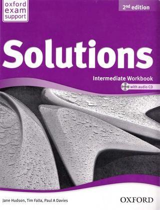 Solutions 2nd Ed Intermediate Workbook Workbook Teacher Books Solutions