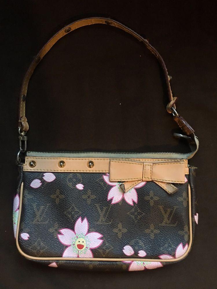 68edb18d96a7 100 % AUTH Louis Vuitton Vintage - Cherry Blossom mini bag - women -  Leather  fashion  clothing  shoes  accessories  womensbagshandbags (ebay  link)
