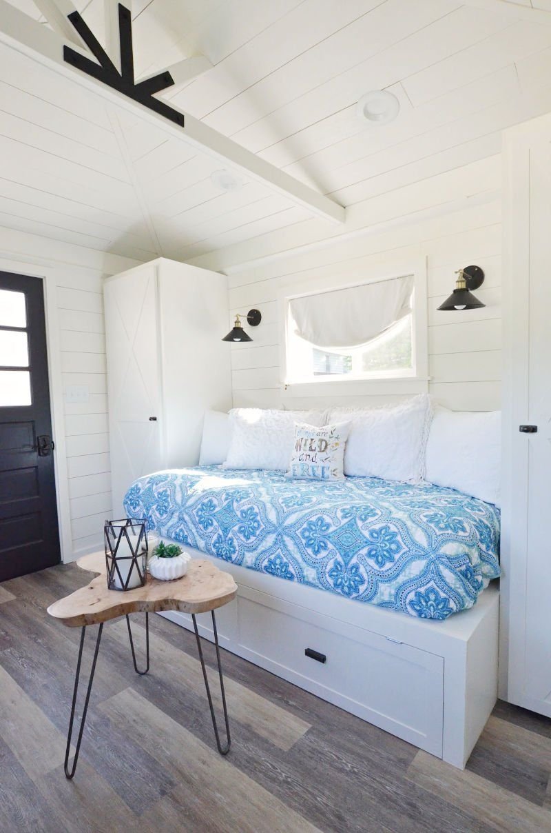 How to Make Your Own Builtin Trundle Bed and