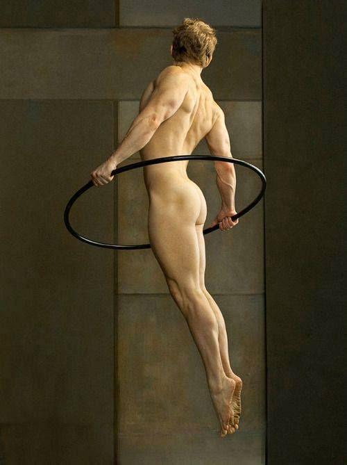 Jack Drake Naked Male