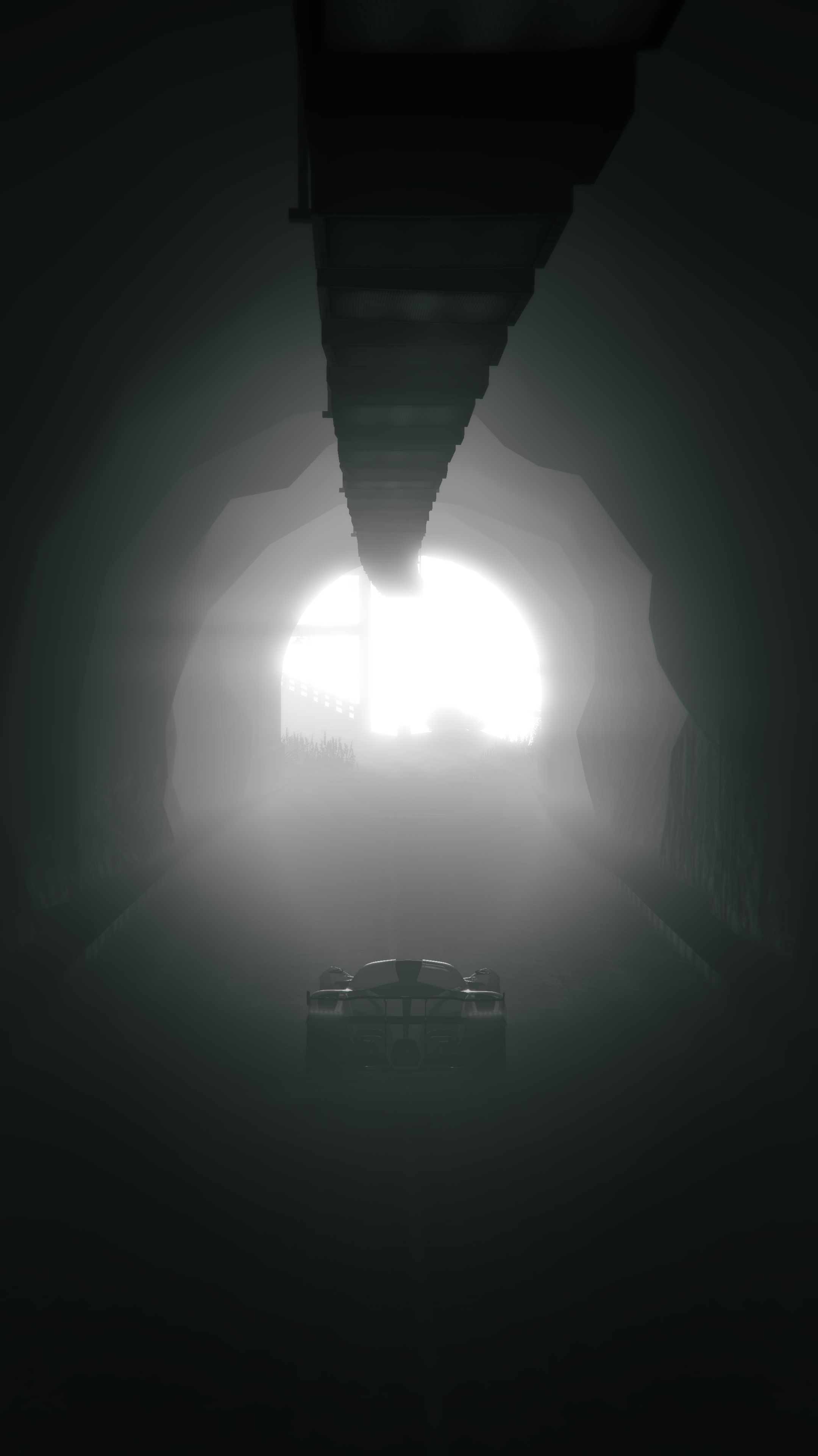 GTAV Tunnel [2160x3840] (With images) Wallpaper, Iphone