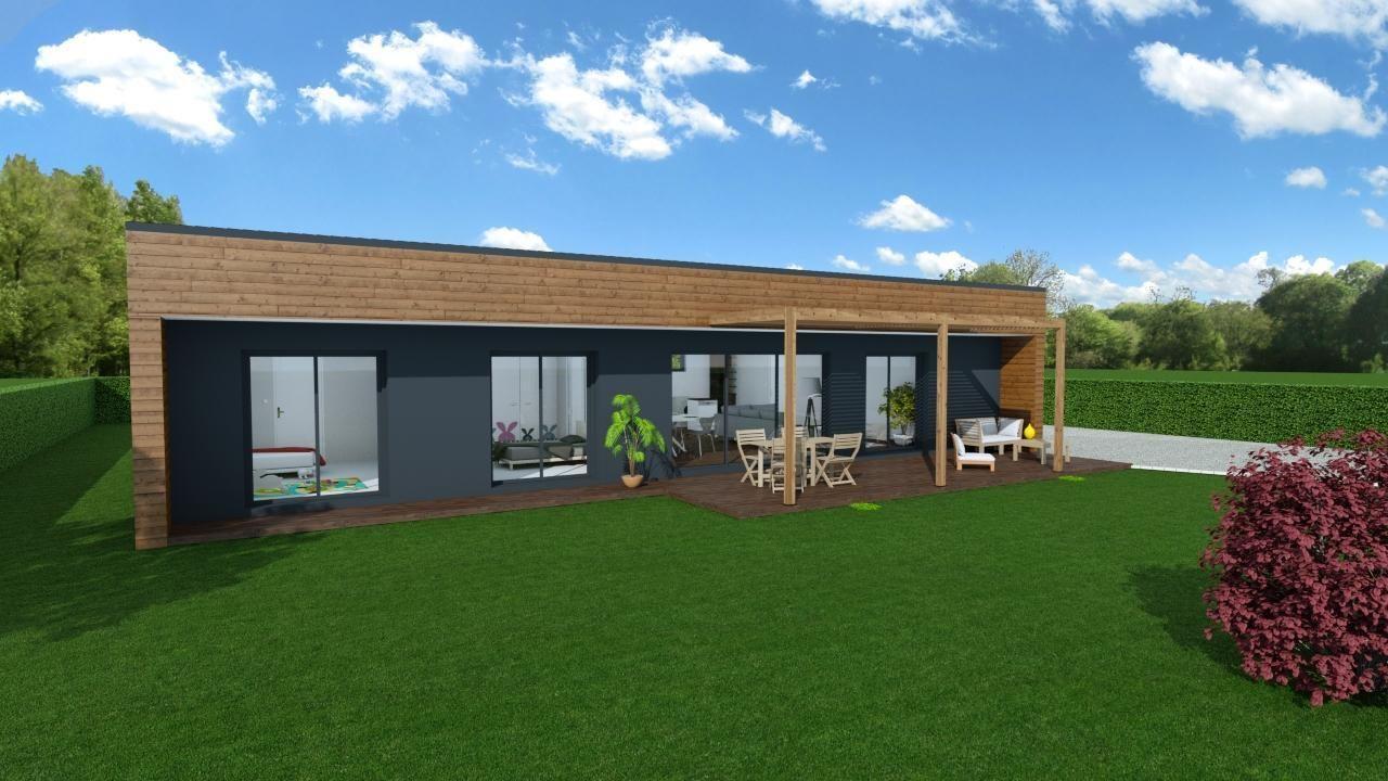 maison booa projet booa projets pinterest projet maison bois et maisons. Black Bedroom Furniture Sets. Home Design Ideas