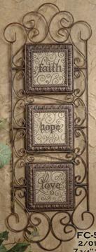 Search Faith Hope Love Wall Decor Love Wall Faith Hope Love Wall Decor