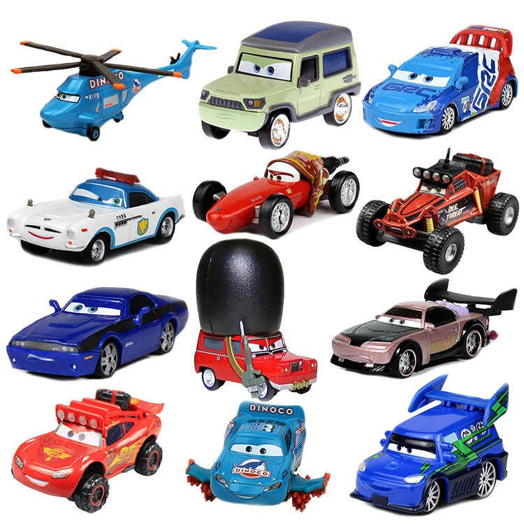Mini Car Toys McQueen Car Toy 1:55 Die Cast Model Collection Metal alloy New