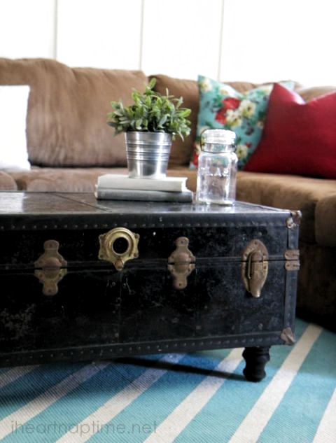 8 Creative Swaps For The Traditional Coffee Table Put Fee In