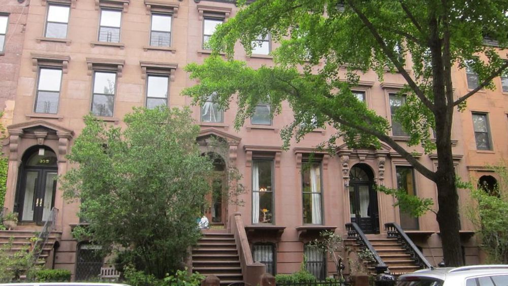 Paul Manafort\'s Carroll Gardens townhouse slapped with a stop-work ...