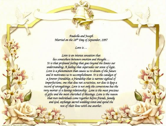 50th wedding anniversary poems 25th 50th wedding anniversary giftpersonalized poem