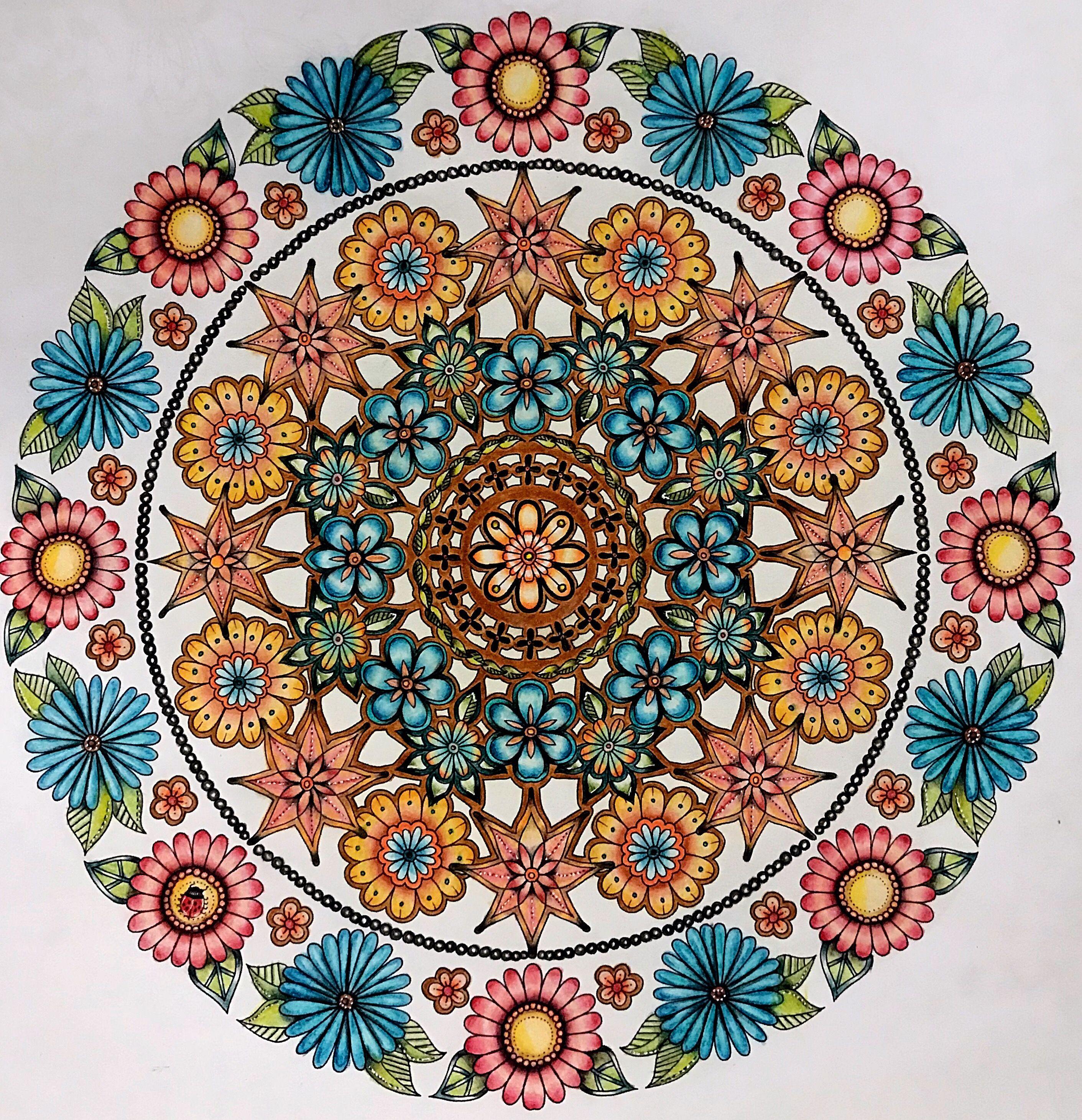 Таинственный сад Джаонна Бэсфорд | Раскраски, Рисунки, Работы
