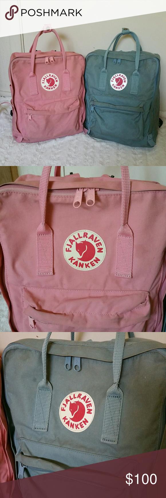 Kanken Classic Backpack Peach Pink