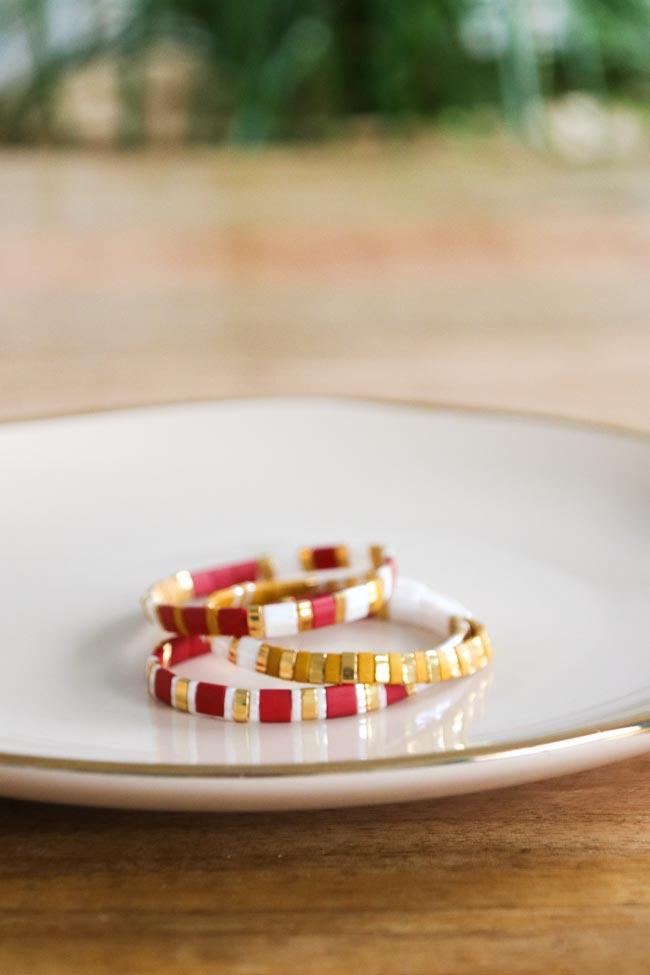 10 g Miyuki Half Tila Deux Trou Plat Rectangle Verre Japonais Graine Perles