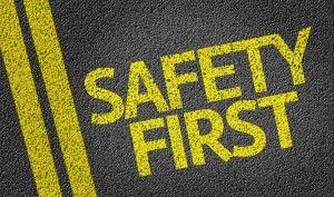 Important Safety Tips For Garage Doors Http Www Allusdoor Com Safety First Garage Door Installation Worker Safety