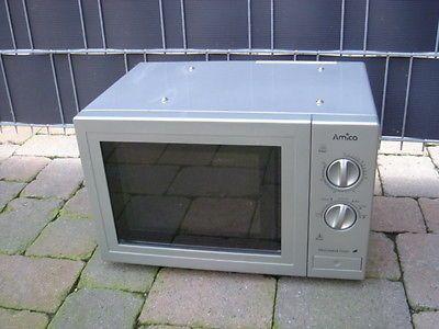 Amica Mikrowelle Silber MW13037sparen25 , sparen25de , sparen25
