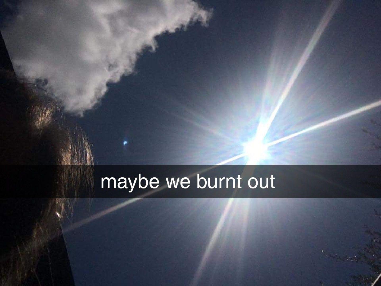 ° B ä b y G ï r l ° Bullet journal quotes, Snapchat