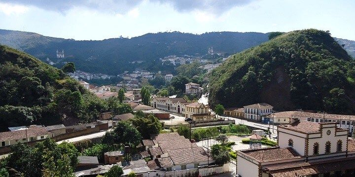 Ouro Preto, Minas Gerais, Brazil, South America