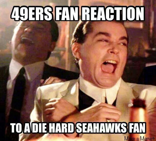 Anti 49ers Meme Seahawks Suck | Anti-S...