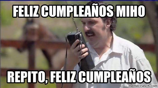 Pin De Wilfredo Díaz En Memes Cumpleaños Feliz Cumpleaños