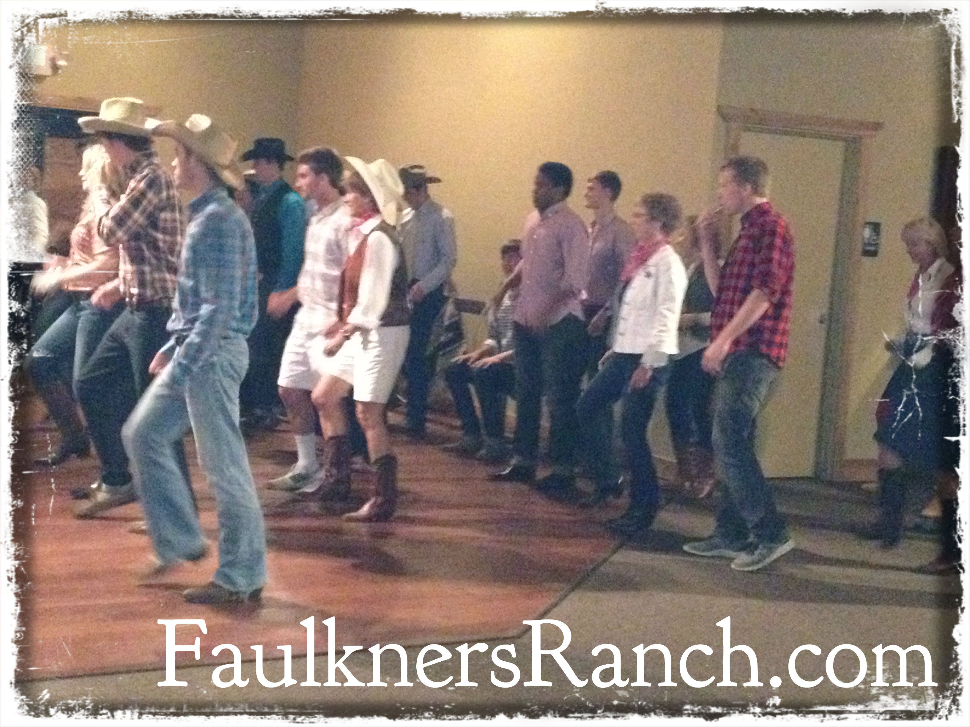Learning the footloose dance line dancing lessons are a
