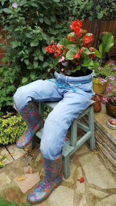Photo of 19 tolle DIY-Ideen mit alten Jeans verwandeln sich in einzig…