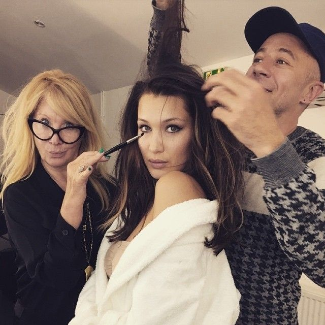 Need a make-up tutorial? Follow these celebrity make-up artists on Instagram